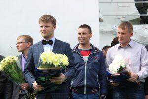 Иван Иванович Иванов, сварщик-сборщик металлоконструкций
