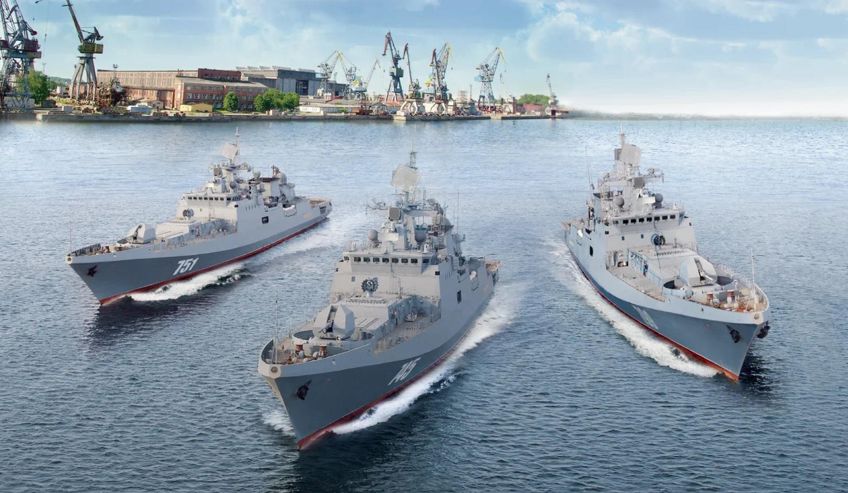 Happy Russian Navy Day!