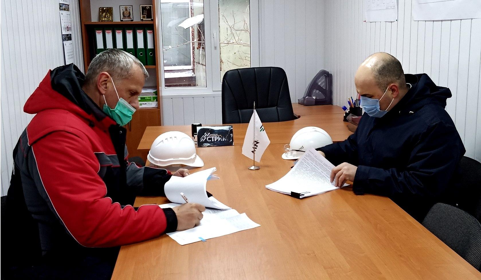Подписан контракт на реконструкцию набережной