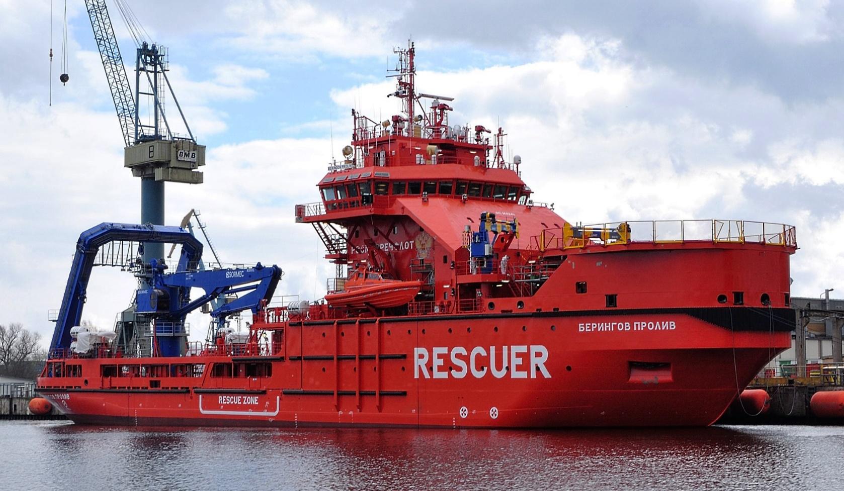 Завод «Янтарь» построит ледокольное судно