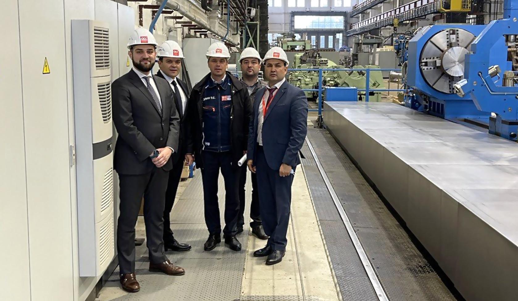Завершение программы модернизации завода – под контролем Минпромторга РФ